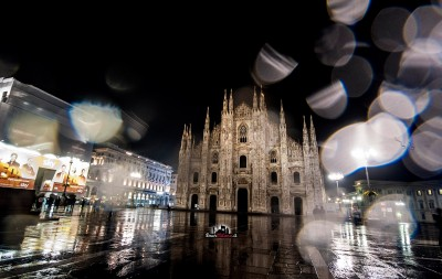 Piazza Duomo by Night. #ODM587