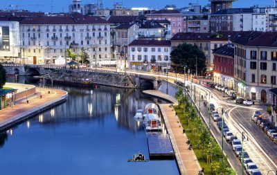 Darsena by Night #ODM19598