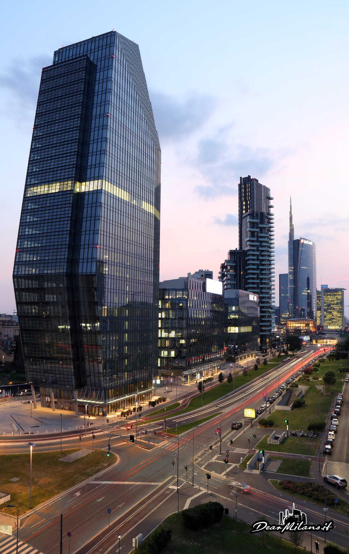 Financial District Porta Nuova #ODM204337854