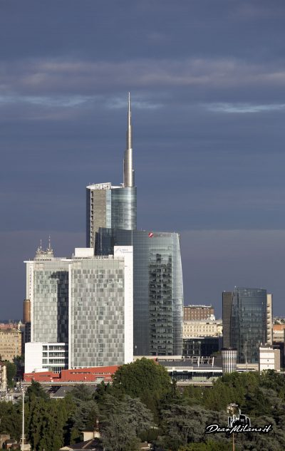 Torri Maire Tecnimont e Unicredit Tower #ODM22691625