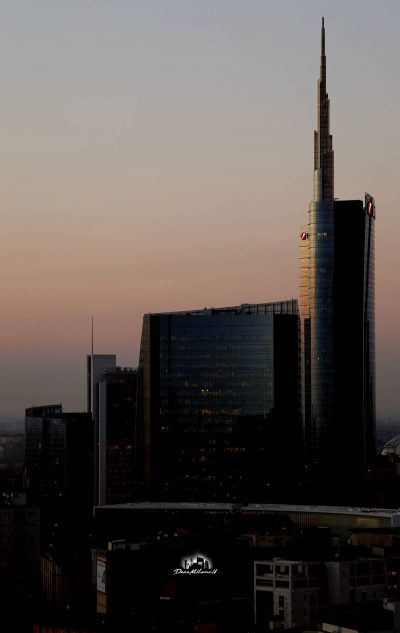 Tower Unicredit - Piazza Gae Aulenti