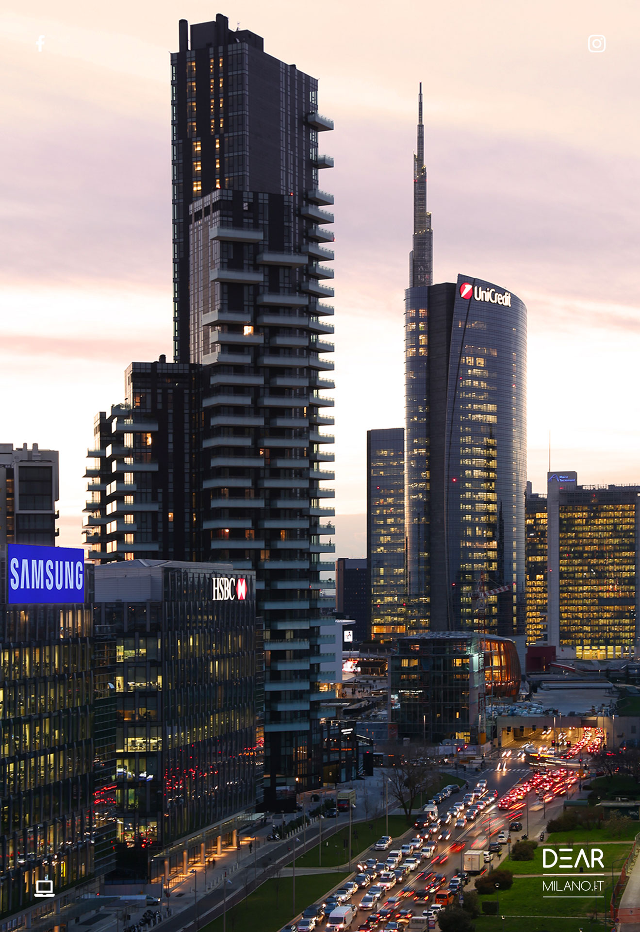 torre solaria, torre unicredit, samsung district, coima, hsbc milano, torri maire tecnimont